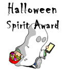 Halloween Spirit Award
